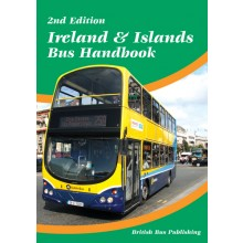Ireland & Islands Bus Handbook - 2nd Edition