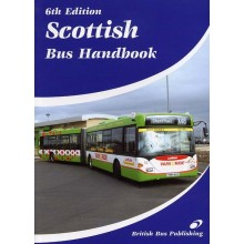 Scottish Bus Handbook - 6th Edition