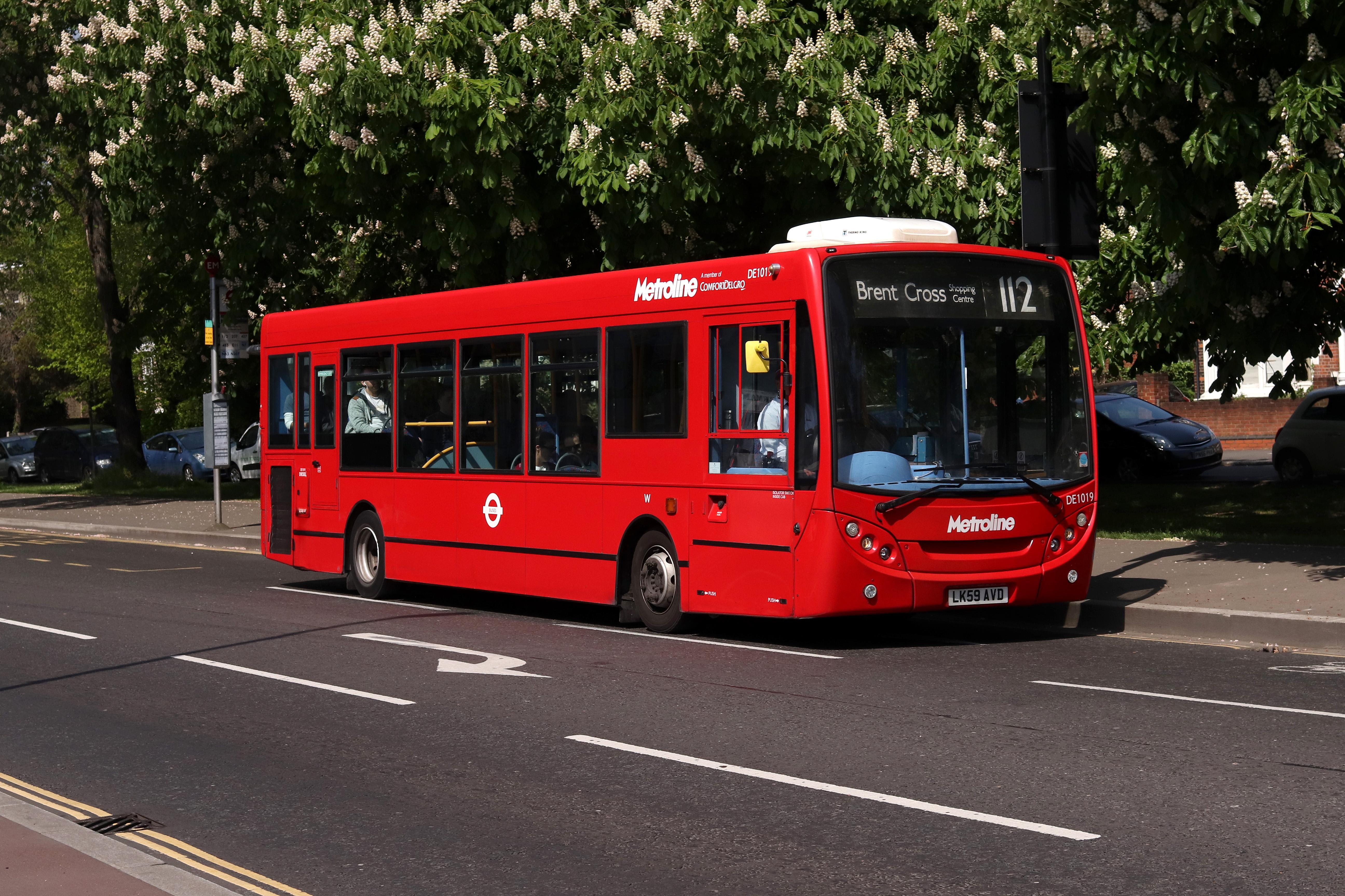 London Bus Handbook