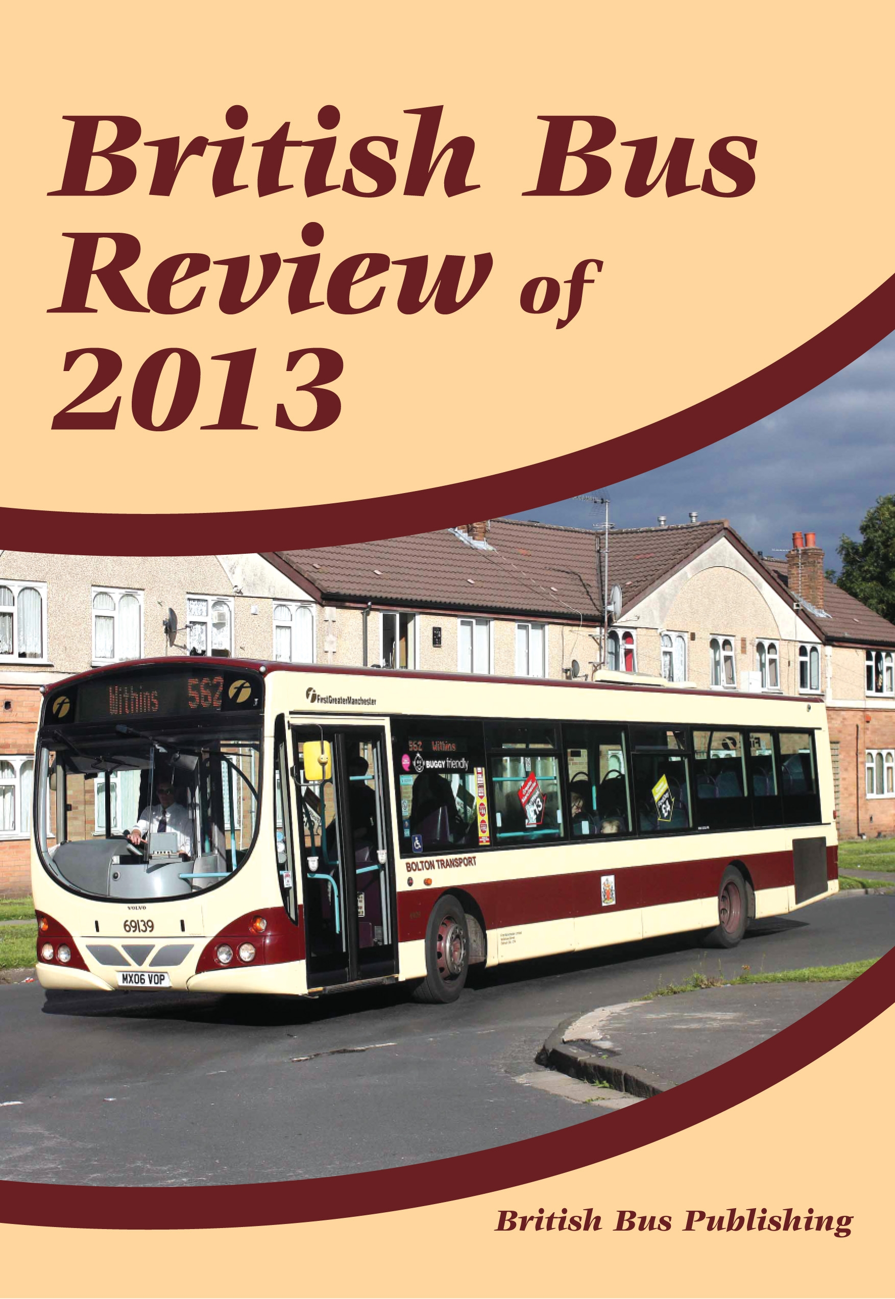 Bus Review and other books