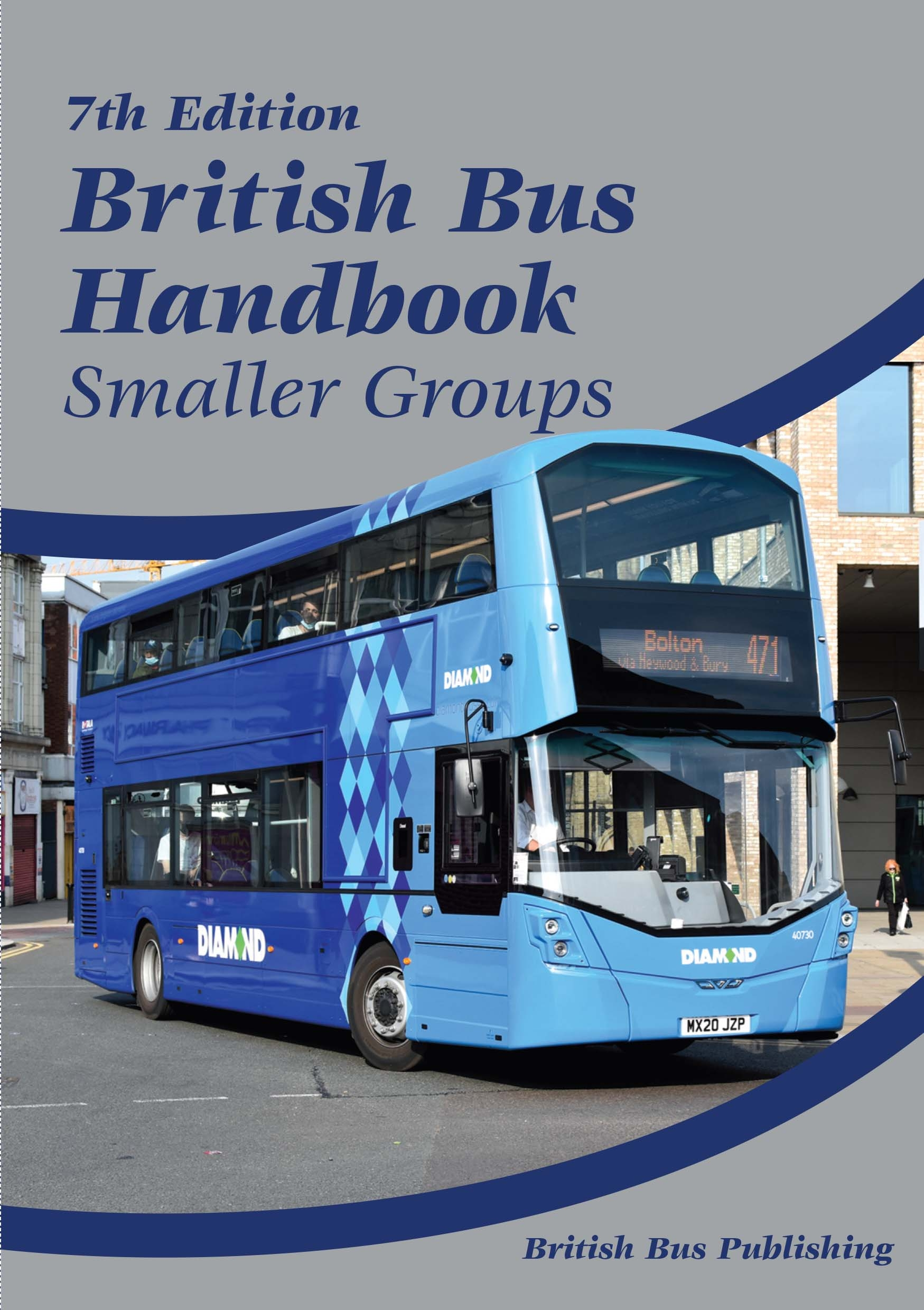 English Bus Handbooks
