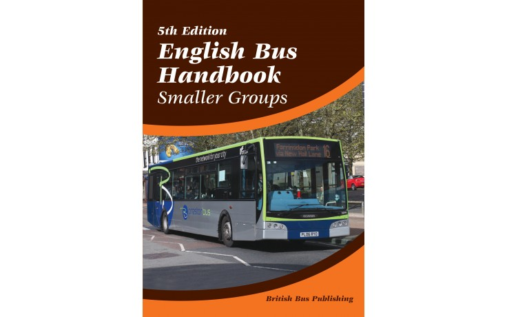 English Bus Handbook - Smaller Groups - 5th Ediiton