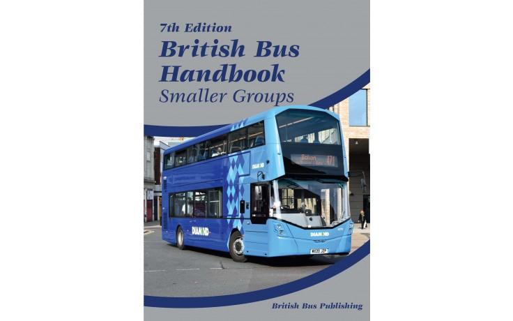 British Bus Handbook - Smaller Groups 7