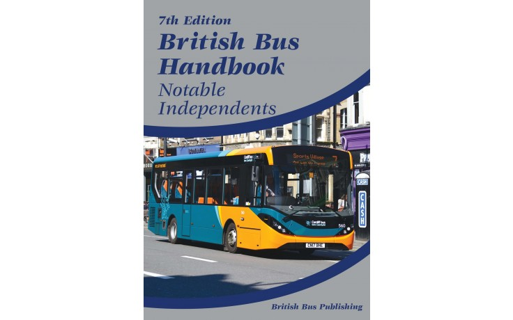 British Bus Handbook - Notable Independents 7