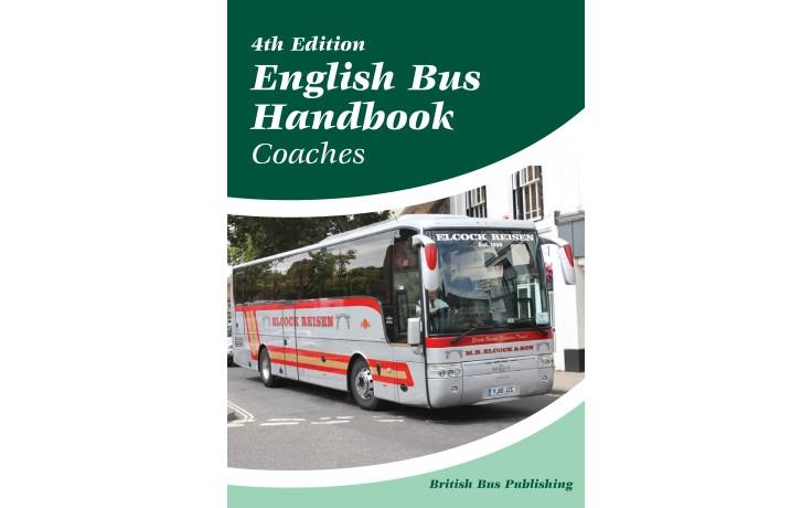 English Bus Handbook - Coaches - 4th Edition