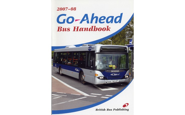 2007-08 Go-Ahead Bus Handbook