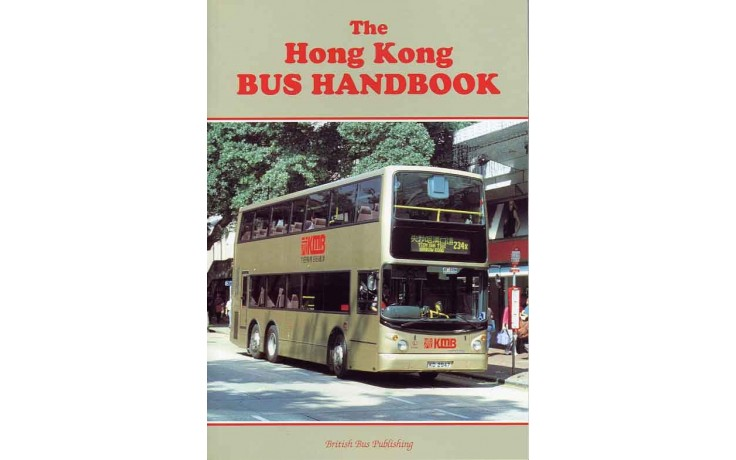 Hong Kong Bus Handbook - 2nd Edition