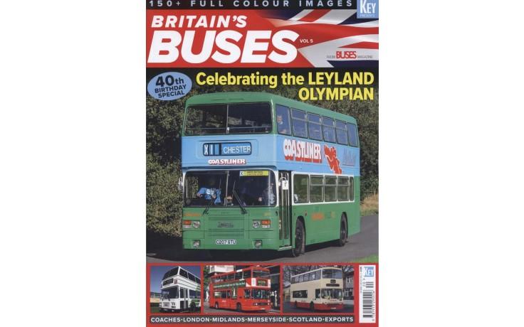 Britain's Buses - Volume 5