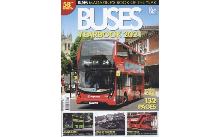 Buses YearBook 2021