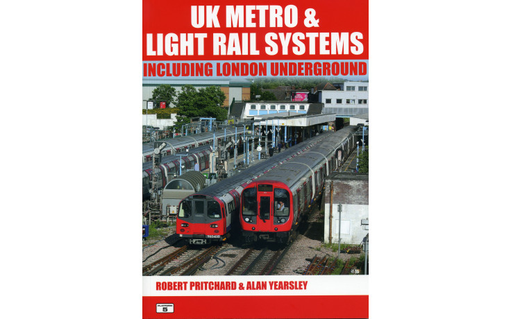 UK Metro & Light Rail Systems