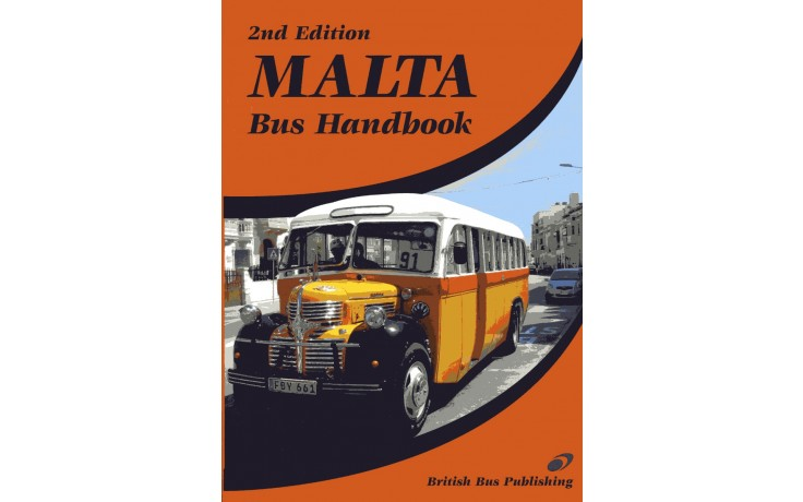 Malta Bus Handbook - 2nd Edition