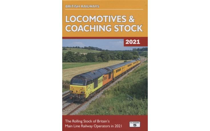 Locomotives & Coaching Stock - 2021