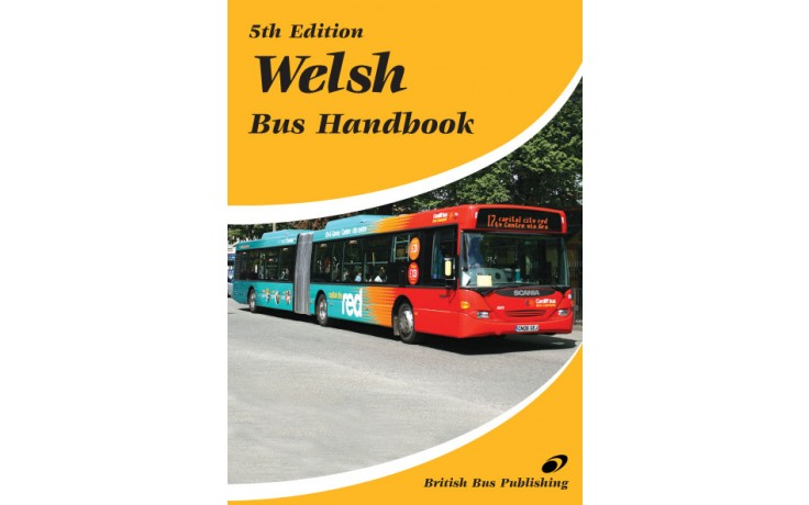 Welsh Bus Handbook - 5th Edition