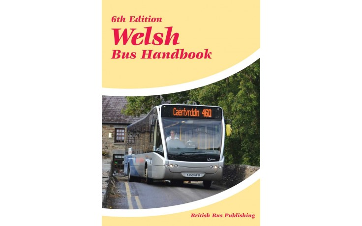 Welsh Bus Handbook - 6th Edition