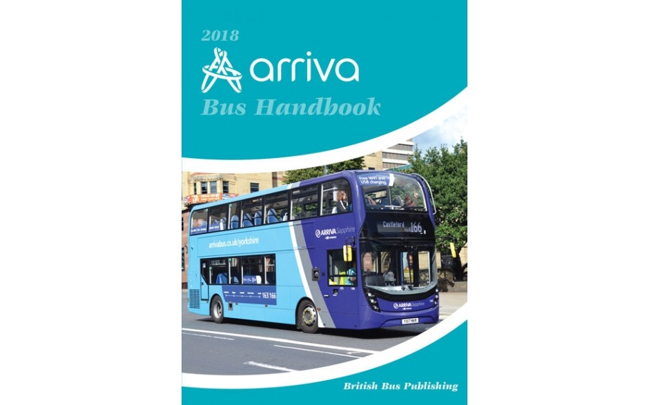 2018 Arriva Bus Handbook