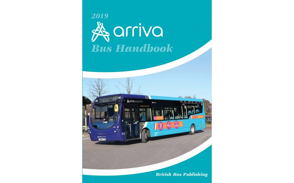 2019 Arriva Bus Handbook