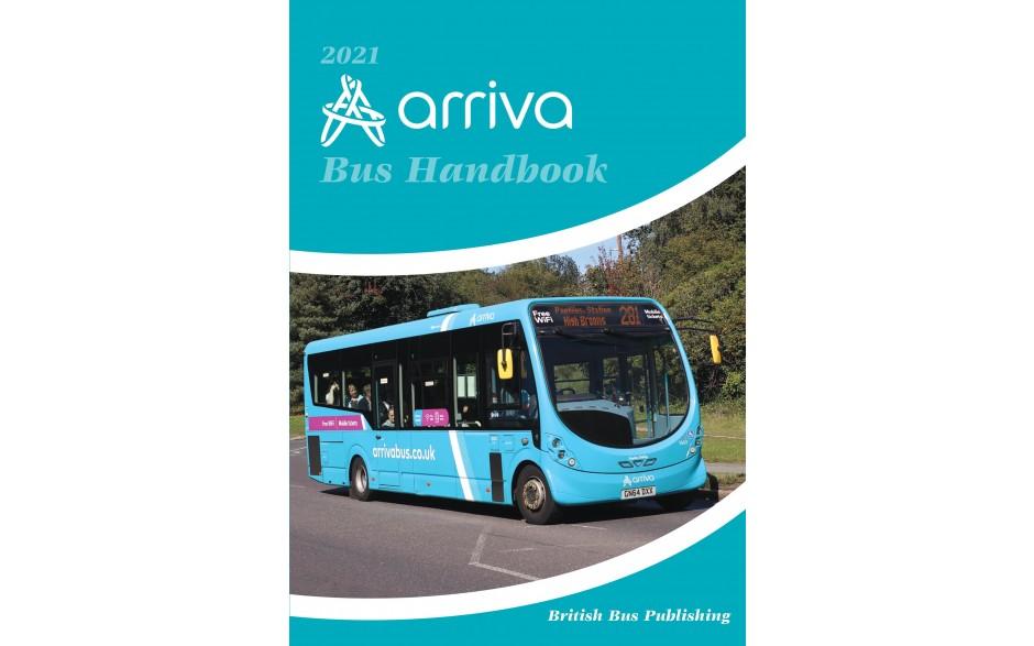 2021 Arriva Bus Handbook