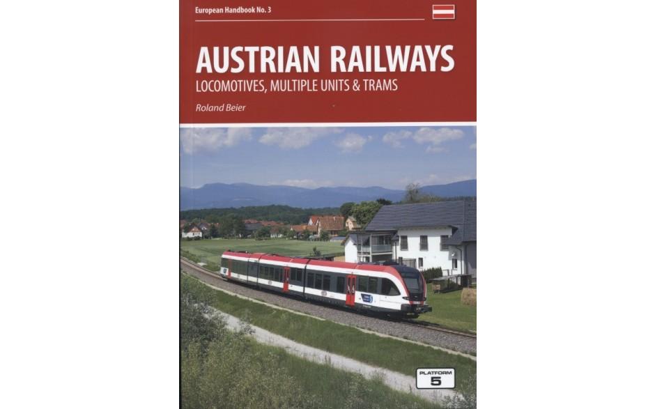 Austrian Railways - 6th Edition