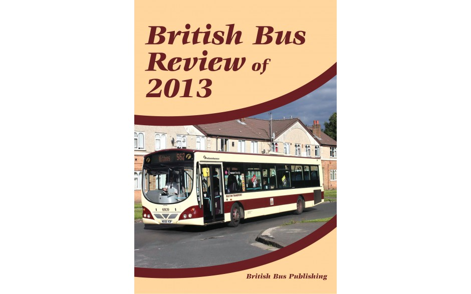 Bus Review of 2013