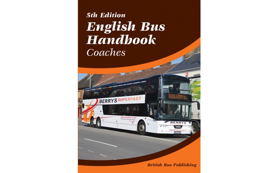 English Bus Handbook - Coaches - 5th Ediiton
