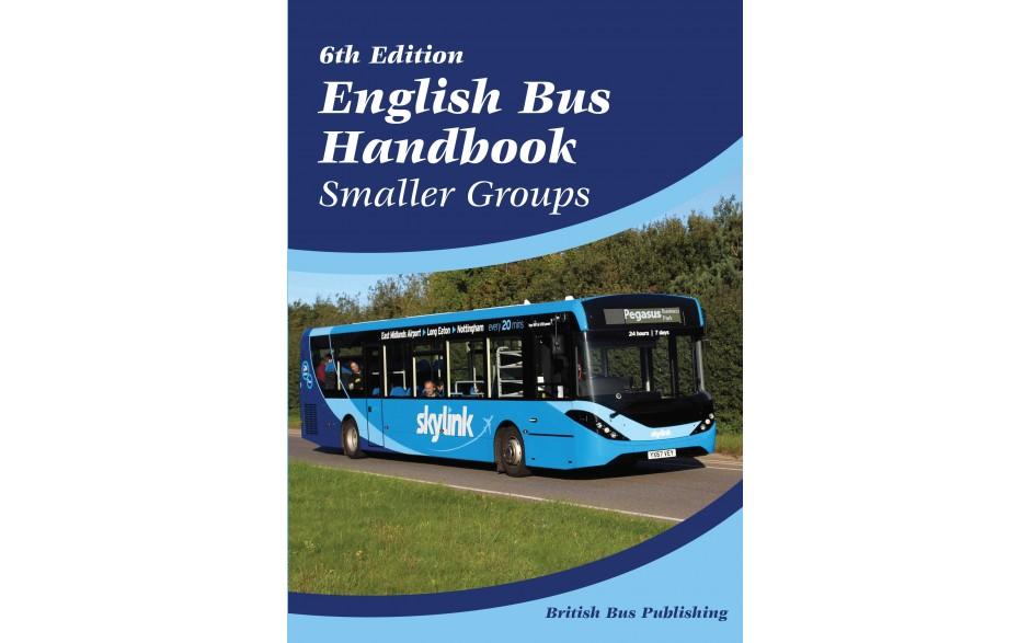 English Bus Handbook - Smaller Groups - 6th Ediiton