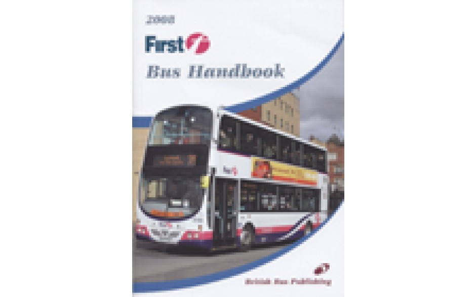 2008 First Bus Hanbook