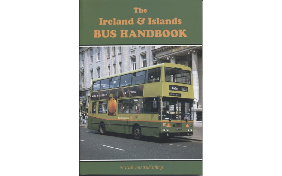 Ireland & Islands Bus Handbook - 1st Edition