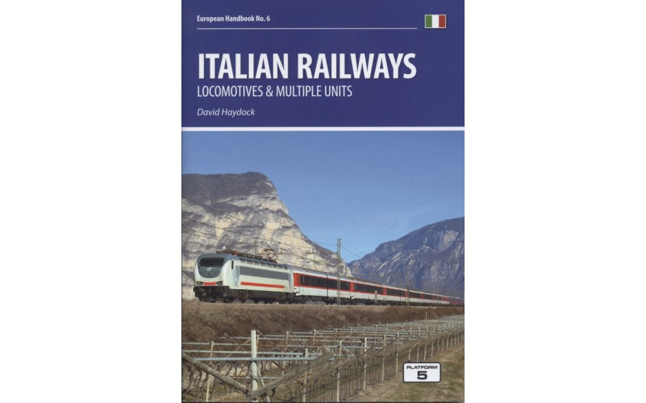 Italian Railways - European Handbook 6