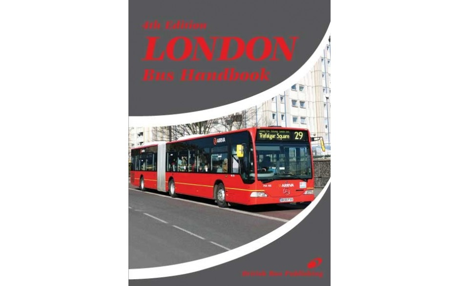 London Bus Handbook - 4th Edition