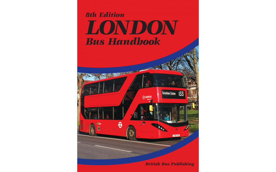 London Bus Handbook - 8th Edition