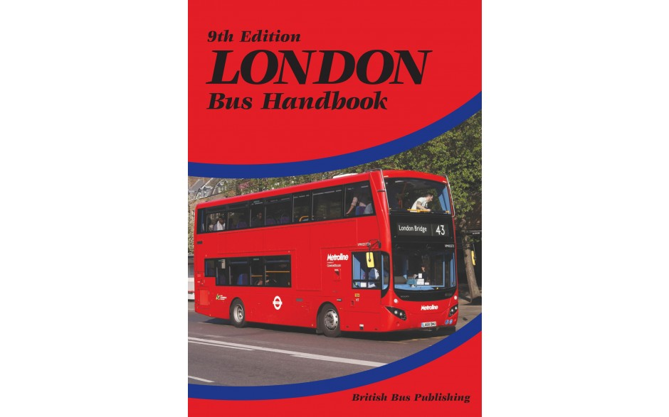 London Bus Handbook - 9th Edition (2019-20)