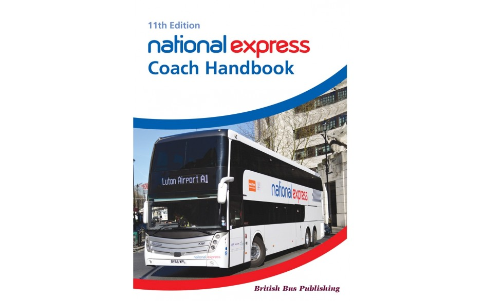 National Express Coach Handbook - 11th Edition