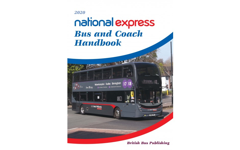 2020 National Express Bus and Coach Handbook