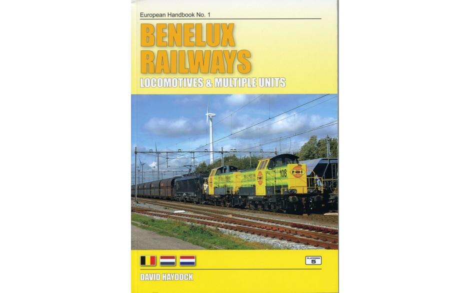 Benelux Railways - 6th Edition