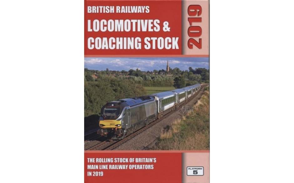 Locomotives & Coaching Stock - 2019