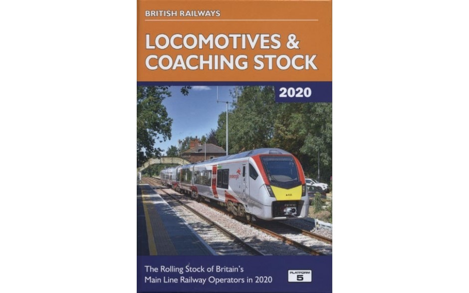 Locomotives & Coaching Stock - 2020