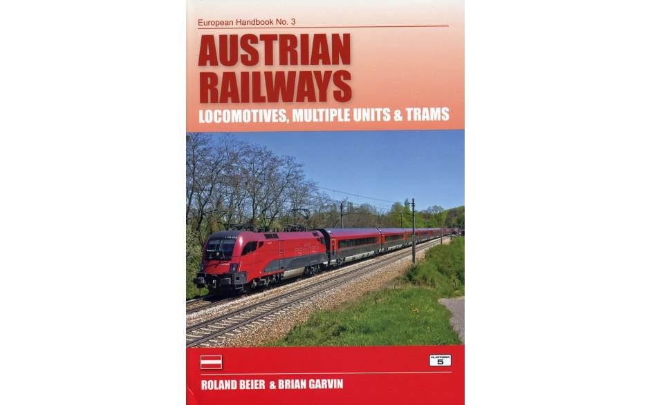 Austrian Railways - 5th Edition