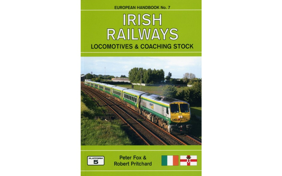 Irish Railways - 3rd Edition