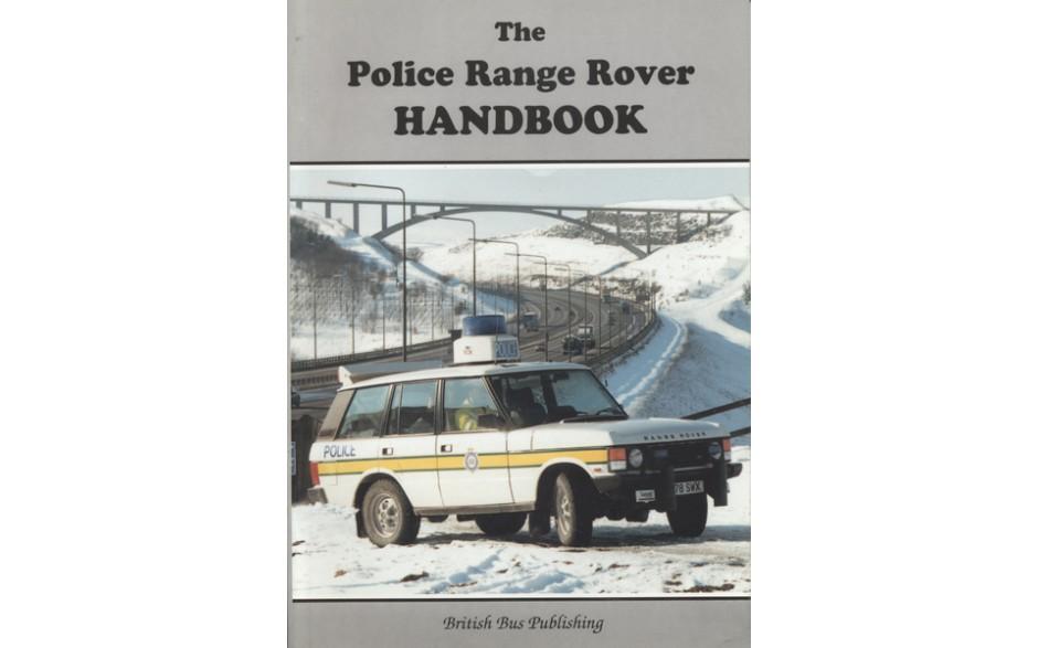 Police Range Rover Handbook