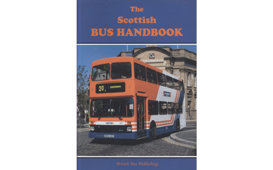 Scottish Bus Handbook - 2nd Edition