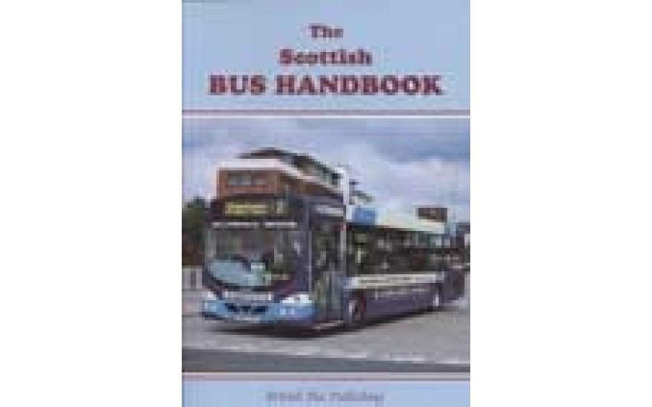 Scottish Bus Handbook - 4th Edition