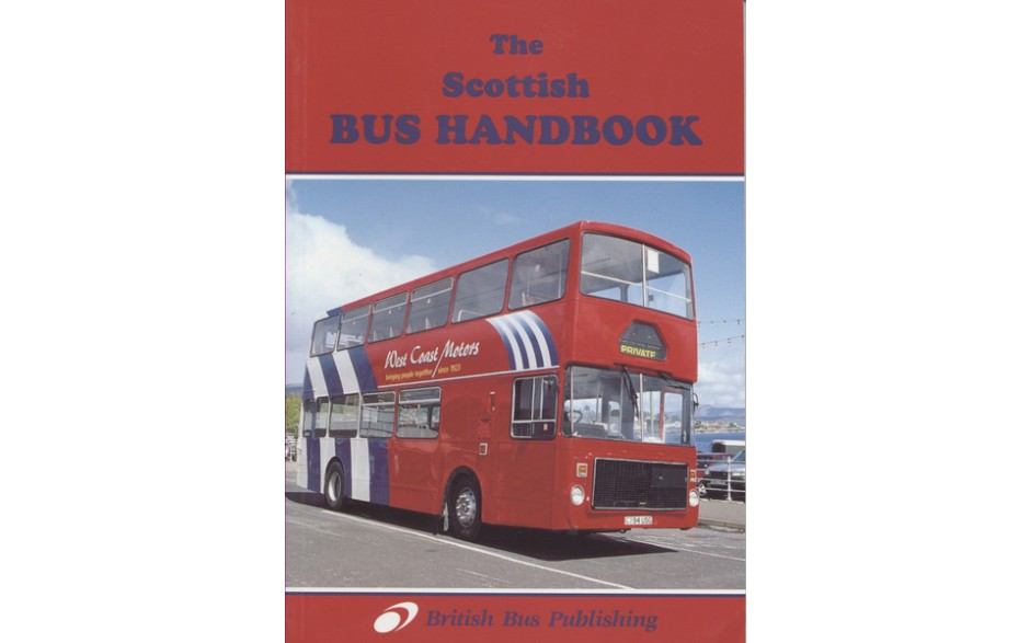 Scottish Bus Handbook - 5th Edition