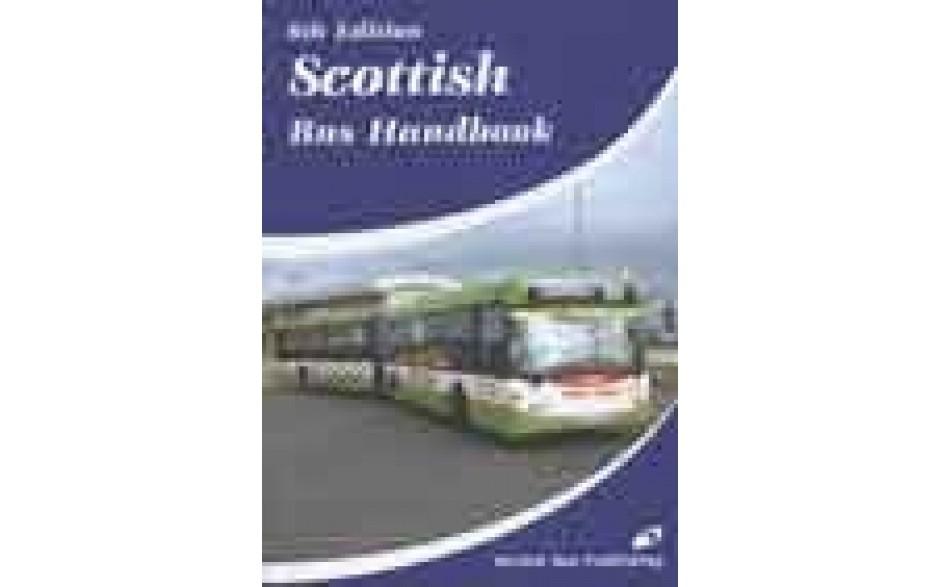 Scottish Bus Handbook - 6th Edition