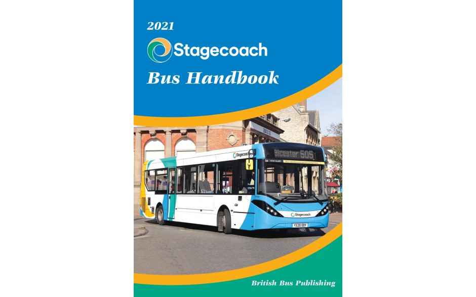 2021 Stagecoach Bus Handbook