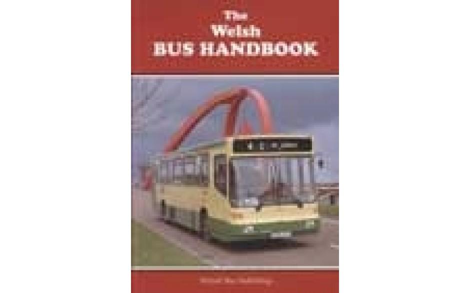 Welsh Bus Handbook - 1st Edition