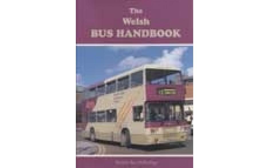 Welsh Bus Handbook - 3rd Edition