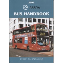 2003 Arriva Bus Handbook