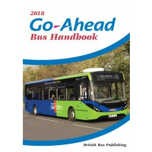 2018 Go-Ahead Bus Handbook