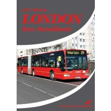 London Bus Handbook - 4th Edition