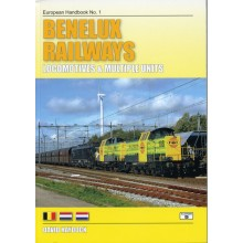 Benelux Railways - 6th Edition